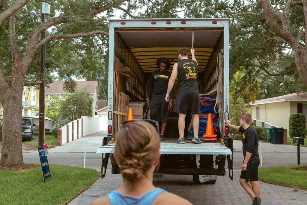 Moving Company Tips