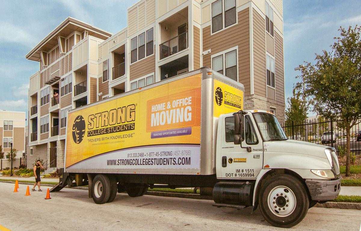 Apartment Movers In Orlando Fl